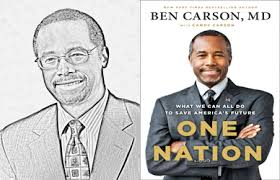 Carson One Nation Book