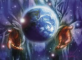 Earth Hands of God
